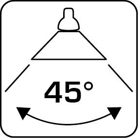 15-spredningsvinkel-45