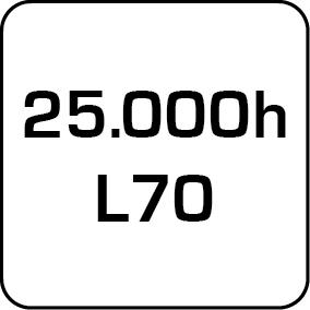 20-25000h-l70
